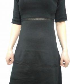 Đầm Len Suông Dáng Dài